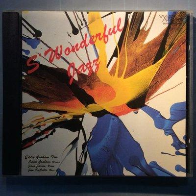 Wilson Audio唱片/Eddie Graham Trio-S'Wonderful Jazz美妙的爵士 美版