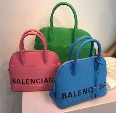 巴黎世家 Balenciaga 309544 Giant Mini City 迷你銀扣 機車包 黑