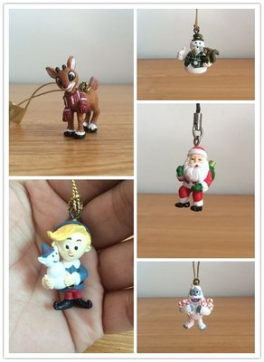 Rudolph魯道夫 Red-Nosed圣誕紅鼻子馴鹿 掛件掛飾擺件