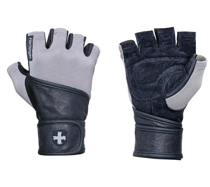 [線上體育]L12714113013 Harbinger Classic  男  S 重訓/健身護腕手套