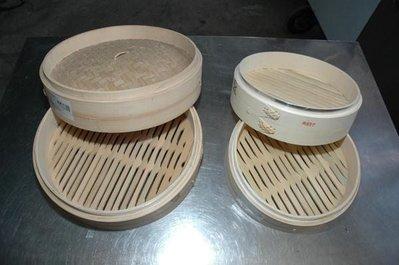 【泰裕二手貨餐具行】小籠包蒸籠竹蒸籠