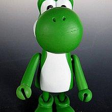 【 金王記拍寶網 】M247  SUPER MARIO 瑪莉歐系列 小木偶 公仔 耀西一尊 罕見稀少