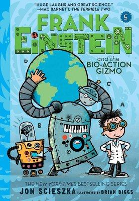 *小貝比的家*FRANK EINSTEIN 5:AND THE BIO-ACTION GIZMO/平裝/7-12歲