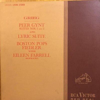 [精選發燒片-影子狗] 費德勒/波斯頓交響樂團 - GRIEG MUSIC FROM PEER GYNT