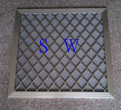 1006鋁花格含框 花格鋁含框 鋁料 固展鋁花格含1006外框 鋁材 單花格鋁紗窗料 鋁門窗 紗窗 紗門 DIY 五金