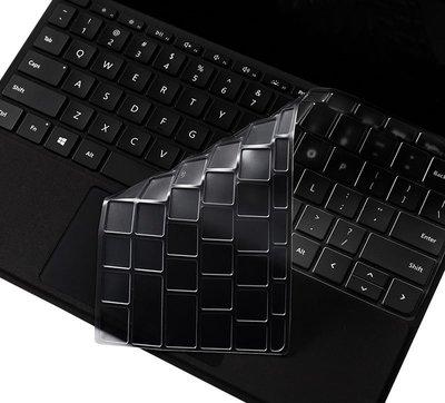 發仔 ~ 微軟 surface Go 鍵盤膜 全透明TPU隱形鍵盤保護膜 G1354