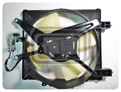 【TE汽配通】HONDA 本田 CIVIC 喜美 K10 FERIO 冷氣風扇 冷扇總成 原廠型 台製外銷件