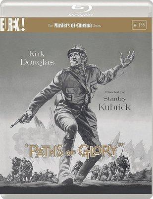【藍光電影】BD50 光榮之路 / Paths of Glory 1957 CC版收藏版