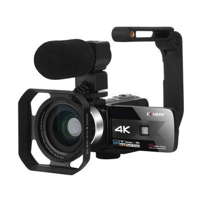 5600萬像素 4K高清數碼攝像機 專業直播攝影機 數碼 DV攝影機 家用智能拍攝一體機18814
