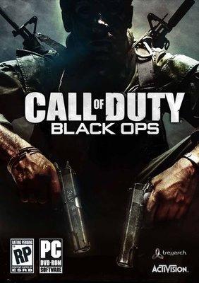 【傳說企業社】PCGAME-Call of Duty:Black Ops 決勝時刻7:黑色行動(英文版)