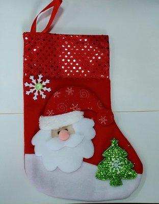 【洋洋小品可愛聖誕老人聖誕襪】聖誕節聖誕飾品聖誕襪聖誕樹聖誕燈聖誕佈置