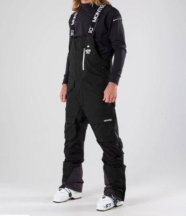 Montec Fawk Ski Pants Black 滑雪褲 滑雪服 防水保暖褲