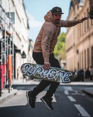 ☆AirRoom☆【現貨】2018SS SUPREME lee logo skateboard 滑板