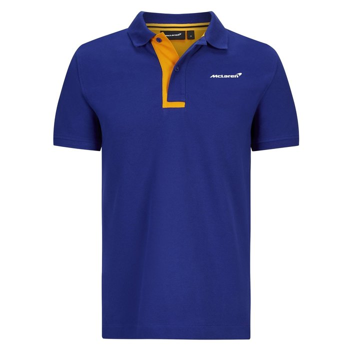 Mclaren 藍色Polo衫-2020🆕款~