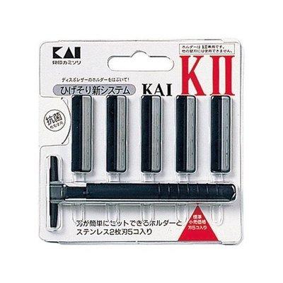 日本製 替換式刮鬍刀  附替換刀頭5入組