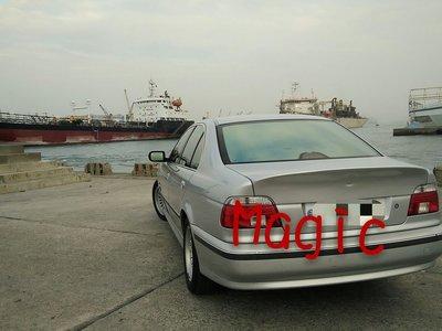BMW E39 CSL 尾翼