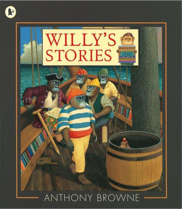 *小貝比的家*WILLY'S STORIES/平裝/3~6歲