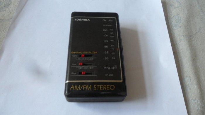紫色小館-53--------TOSHIBA {AM/FM STEREO}錄放收音機
