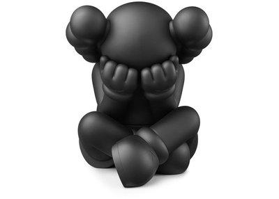 【日貨代購CITY】 Kaws separated Vinyl figure black 公仔 黑色 現貨