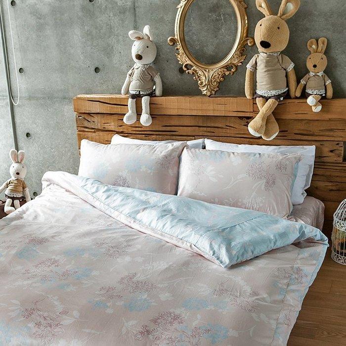 床包被套組 / 單人【夢遊愛麗絲】含一件枕套,100%精梳棉,奇妙童話時光,戀家小舖台灣製
