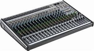 【昌明視聽】Mackie ProFX22v2  內建迴音效果器 等化器 22音軌混音器