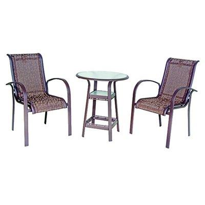 【紅豆戶外休閒傢俱】半鋁玻璃紗網桌椅組 一桌二椅 庭園桌椅 咖啡廳桌椅 餐廳桌椅 中庭桌椅 民宿桌椅 農場桌椅 鋁合金桌