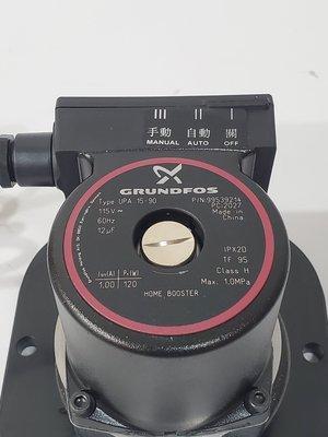 ╭☆優質五金☆╮葛蘭富UPA 15-90*熱水器專用*加壓馬達*特價中~