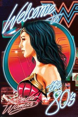 英國進口海報 PP34639( 神力女超人 Wonder Woman (The 80s) )