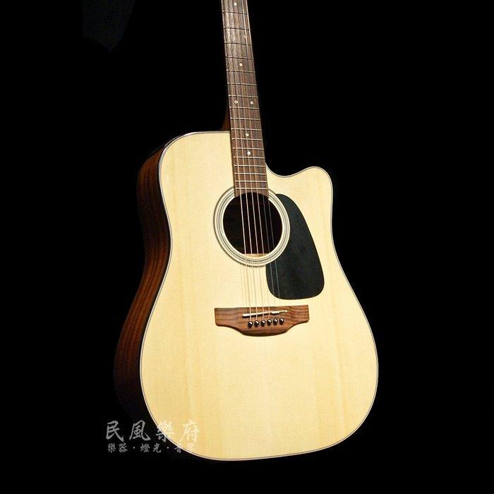 《民風樂府》Takamine ED2DC 日本高峰吉他 平價電木民謠吉他 國際知名品牌 全新品公司貨