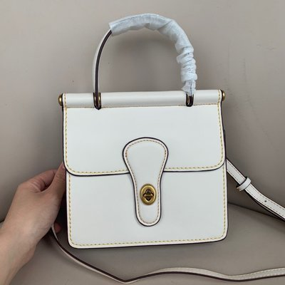 【Woodbury Outlet Coach 旗艦館】COACH 89225 Willis手提斜背包美國代購100%正品
