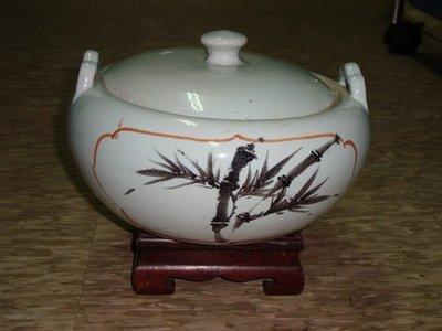 """典藏一支金門陶瓷廠所製作的""""老汽鍋""""懷舊的好物件"""