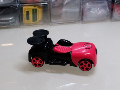 Hasbro Disney #1 中國製造 合金車
