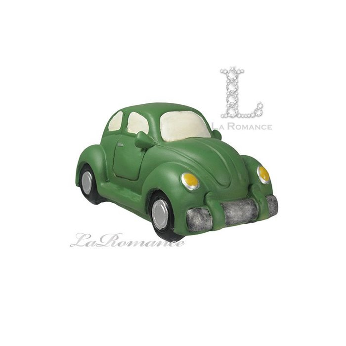 【COCORO 童趣物語特惠系列】 綠色金龜車存錢筒 / 撲滿 / 小孩、兒童房