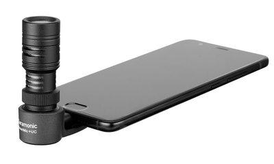 【EC數位】Saramonic 楓笛 SmartMic+ UC Type-c 手機專用 電容式 麥克風 Android