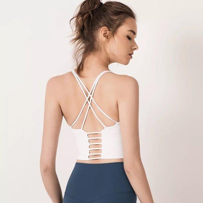 MAXIMUM 純色細肩帶 美背 運動內衣 女生內衣 運動上衣 女生運動內衣