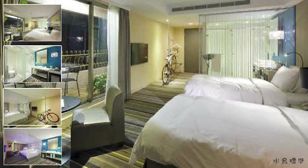 @瑞寶旅遊@承億文旅淡水吹風【雙人房$1998,四人$3399】『免費代訂所有房型』