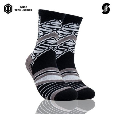 Stayhoops Poise Tech 籃球襪 Tygrys Alternate Stance Oh9 Nike