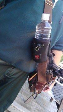 日本StreamTrail戶外防水包專用~SD BOTTLE HOLDER 吊掛式多功能水壺袋