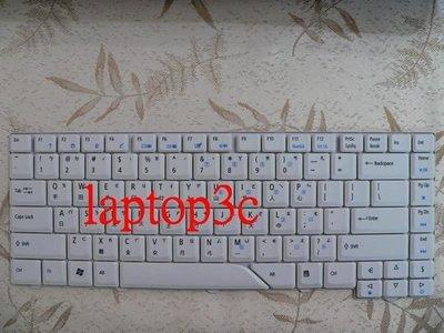 宏碁 Acer 中文鍵盤  4920 4920G 4930 4930G 4930ZG 4935 4935G 4937