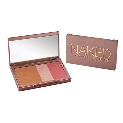 【現貨】*KILAKILA* Urban Decay Naked Flushed 修容 腮紅【NAKED】