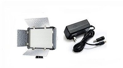 【含AC變壓器】Godox LED308C II ・308顆 雙色溫LED 攝影燈 補光燈  LED 308 C II