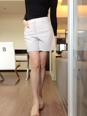 *Beauty*CLEAR IMPRESSION 米白色針織高腰短褲 2號 PH