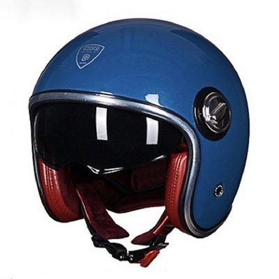 2019新款特惠3680元 荷蘭 BEON 內置墨片 復古 限量 安全帽 偉士 vespa gogoro cuxi 重機