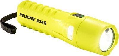 【環球攝錄影】現貨 PELICAN 3345 Flashlight LED 手電筒 Pelican 3345