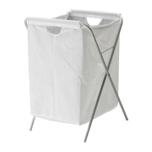 ☆創意生活精品☆IKEA JALL 洗衣籃/ 置物籃/廢紙籃(白色)  北歐居家設計質感品味