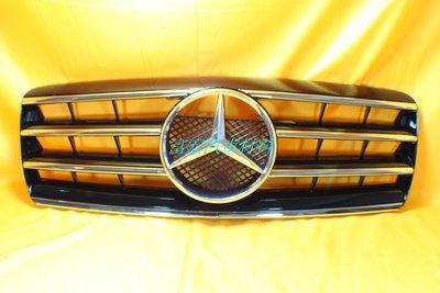 〝六邑汽車零件店〞 賓士 W210 E200 E230 E240 E280 E320 AMG 水箱護罩 大星 全新