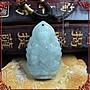 【月壺】天然翡翠玉精雕普賢菩薩 屬龍蛇人守護神本命佛