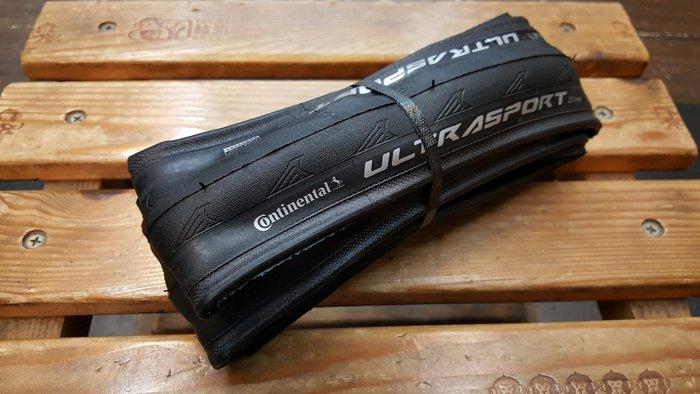 【冠鑫自行車】馬牌 Continental ULTRA SPORT 700x23C 低噪音 可折 防刺胎 促銷價 高雄