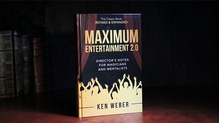 [魔術魂道具Shop]原文書~Maximum Entertainment 2.0: Expanded & Revised