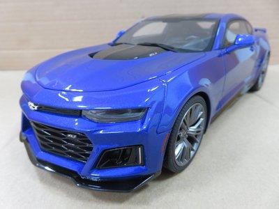 =Mr. MONK= GT SPIRIT Chevrolet Camaro ZL1
